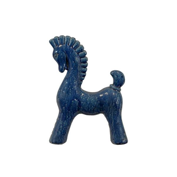 Large Ceramic Horse