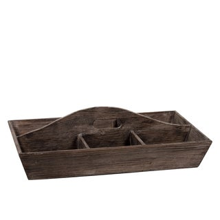 Urban Trends Collection 22-inch Wooden Tray