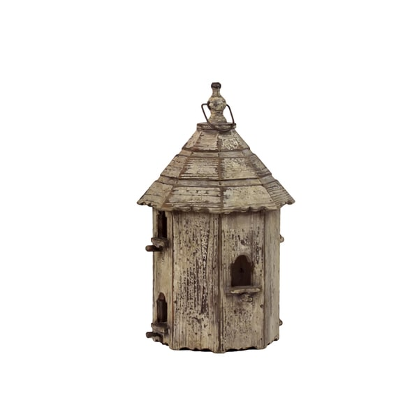 Urban Trends Collection 18-inch Wooden Bird House