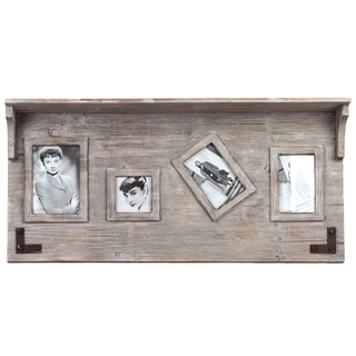 Urban Trends Collection 14-inch Wooden Shelf