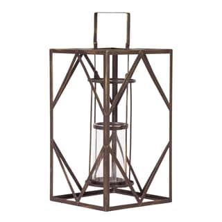 Urban Trends Collection 19-inch Metal Lantern