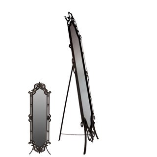 Urban Trends Collection 69-inch Metal Chevelle Mirror