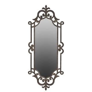 Urban Trends Collection 43-inch Metal Mirror