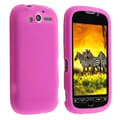 BasAcc Hot Pink Silicone Skin Case for HTC T-Mobile MyTouch 4G