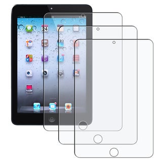 BasAcc Anti-glare Screen Protector for Apple iPad Mini (Pack of 3)
