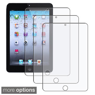 BasAcc Screen Protector for Apple? iPad Mini (Pack of 3)