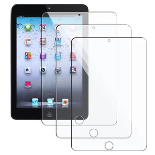 BasAcc Screen Protector for Apple iPad Mini (Pack of 3)