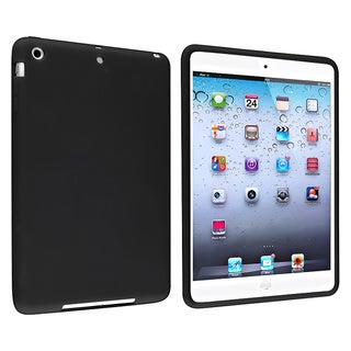 BasAcc Black Silicone Skin Case for Apple� iPad Mini