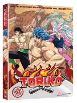 Toriko: Part 2 (DVD)