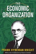 The Economic Organization (Paperback)