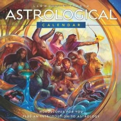 Llewellyn's Astrological 2014 Calendar: Horoscopes for You Plus an Introduction to Astrology (Calendar)