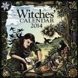 Llewellyn's Witches' 2014 Calendar (Calendar)