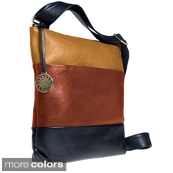 Alla Leather Art Soho Crossbody Bag