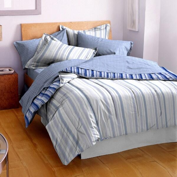 Hanes June Bug 3-piece Comforter Set