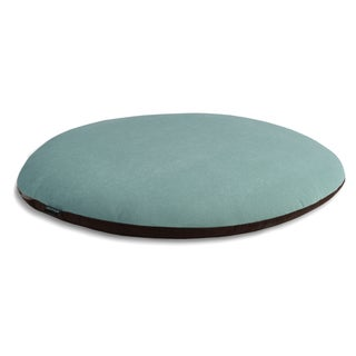 The Comfy Spot Ibiza Blue Round Small Pet Bed