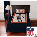 NFL Biggshots Chicago Bears Brian Urlacher 4-piece Comforter Set