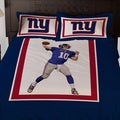 NFL Biggshots New York Giants Eli Manning 4-piece Comforter Set