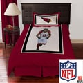 NFL Biggshots Arizona Cardinals Larry Fitzgerald Biggshots 4-piece Comforter Set