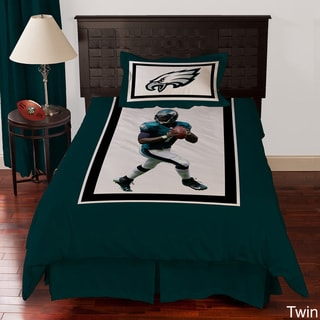 Philadelphia Eagles Mike Vick 4-piece Comforter Set