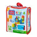 Mega Bloks Build 'n Learn 1-2-3 Count Playset