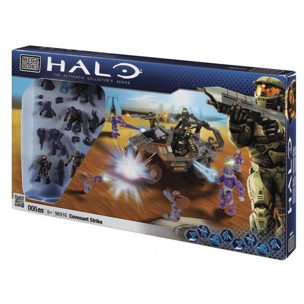 Mega Bloks Halo Covenant Strike Playset