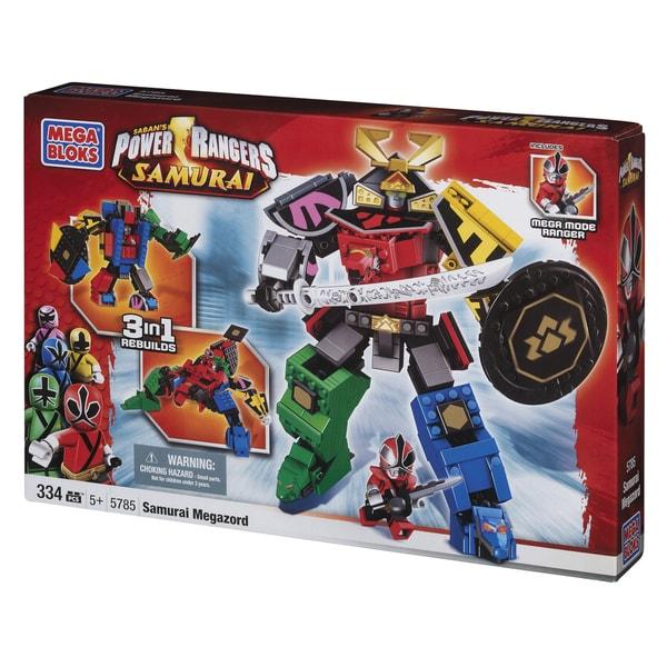 Bandai Power Rangers Samurai MegaZord 10354151