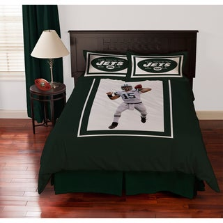 New York Jets Tim Tebow 4-piece Comforter Set
