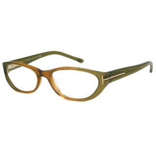 Tom Ford Readers Women's TF5123 Oval Reading Glasses
