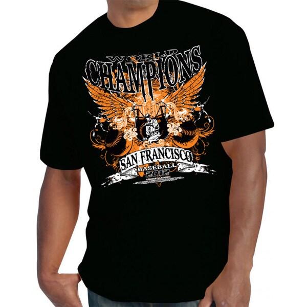 Encore Select San Francisco 2012 World Champions Black T-Shirt