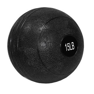 Valor Fitness SB-15 15lb Slam Ball