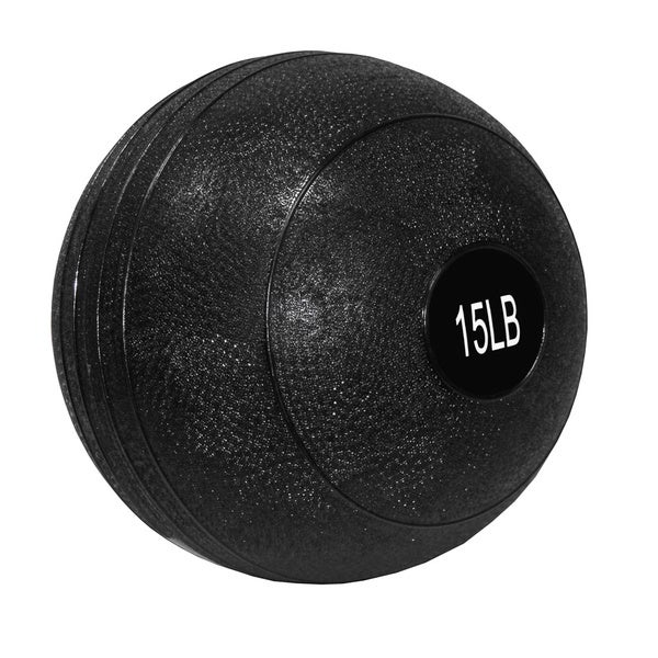 Valor Fitness SB-15 15lb Slam Ball