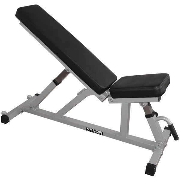 Valor Fitness DD-21 Incline/Flat Utility Bench with Wheels