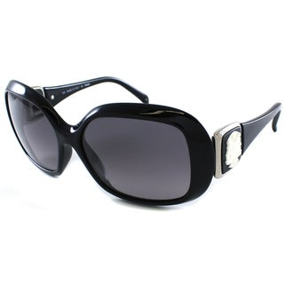 Fendi Women's FS5127 001 Black Fashion Plastic Sunglasses