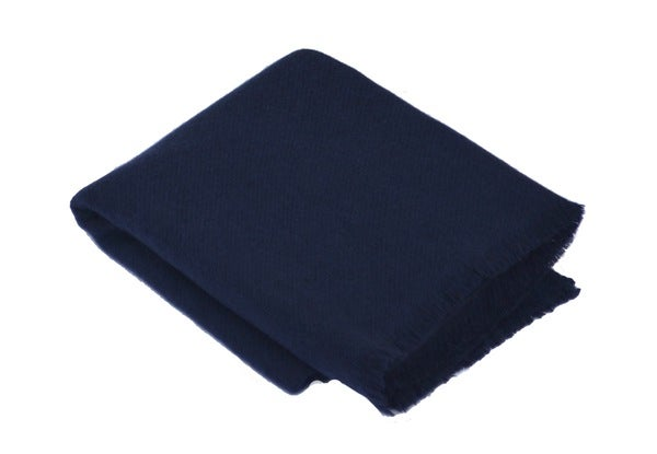 Cashmere Twill Weave Reversible Stole