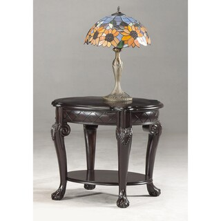 Yorkshire Cherry Finish End Table