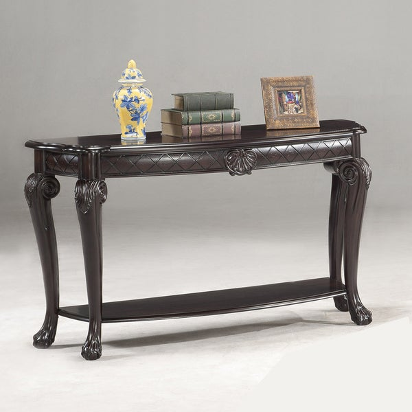 Yorkshire Cherry Finish Sofa Table