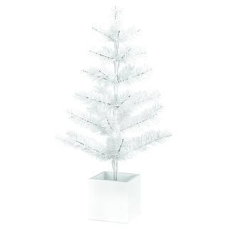 Doodlebug Plain and Simple White Holiday Tree