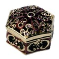 Cristiani Octagon Trinket Box