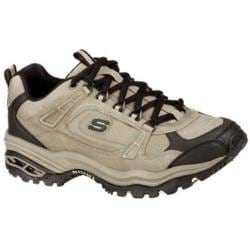 Men's Skechers Energy 3 Punisher Pebble/Black