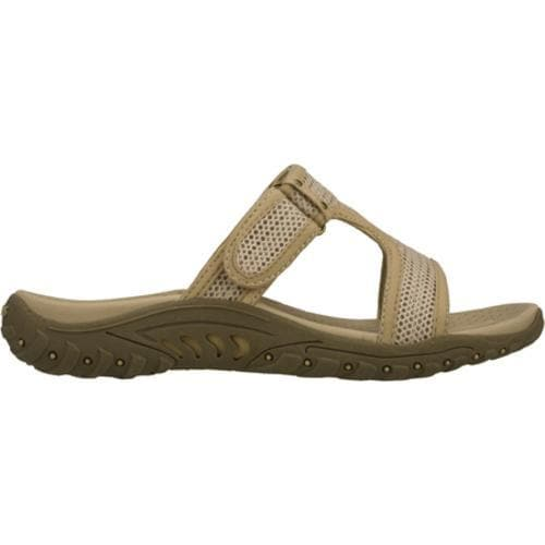 Women's Skechers Reggae Rockfest Brown
