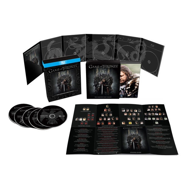 Game of Thrones: The Complete First Season (Blu-ray Disc) 10358146