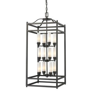 Altadore 12-light Bronze Chandelier