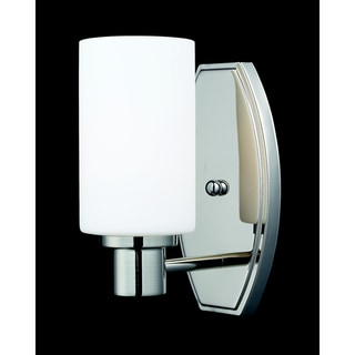 Adria 1-light Chrome Wall Sconce