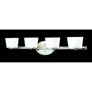 Chimera 4-light Chrome Wall Vanity