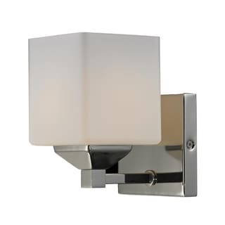 Quube One Light Wall Sconce
