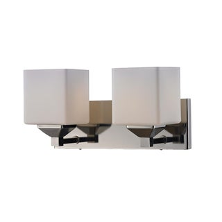 Quube Two Light Vanity