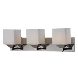 Quube Three Light Vanity