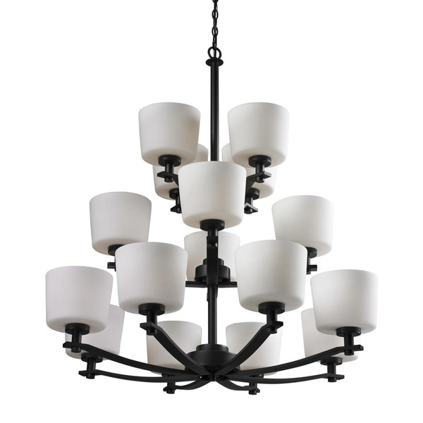 Arlington 16-light Chanelier