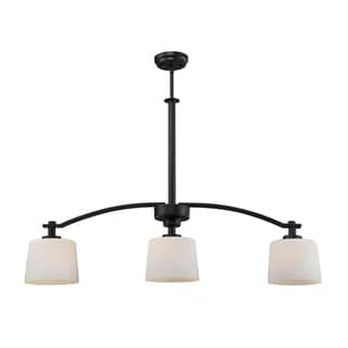 Arlington Three Light Island Fixture