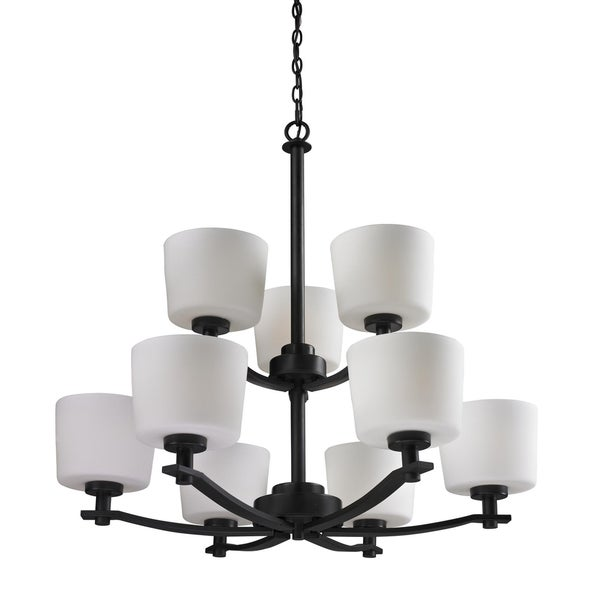 Arlington Nine Light Chandelier